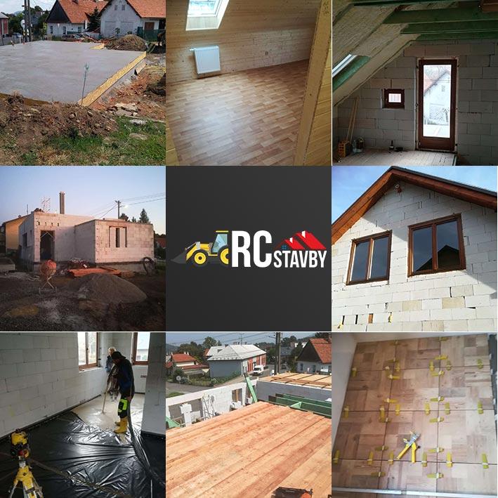 RC Stavby - Stavební firma Kopřivnice